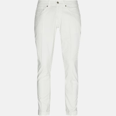 Regular fit | Chinos | White